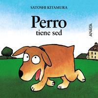 Libro PERRO TIENE SED