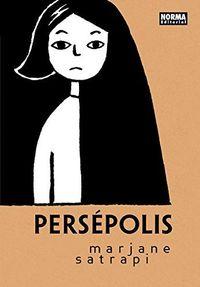 Libro PERSEPOLIS