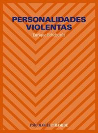 Libro PERSONALIDADES VIOLENTAS