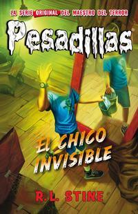 Libro PESADILLAS 22: EL CHICO INVISIBLE