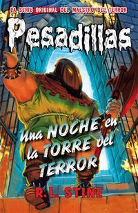 Libro PESADILLAS 5 :UNA NOCHE EN LA TORRE DEL TERROR