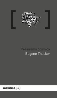 Libro PESIMISMO COSMICO