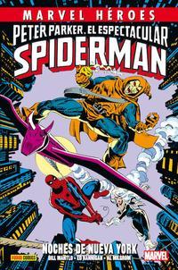 Libro PETER PARKER: EL ESPECTACULAR SPIDERMAN: NOCHES DE NUEVA YORK
