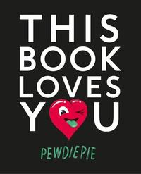 Libro PEWDIEPIE: THIS BOOK LOVES YOU