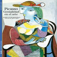 Libro PICASSO, GENIALIDAD EN EL ARTE