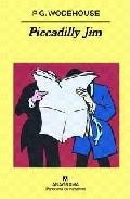 Libro PICCADILLY JIM