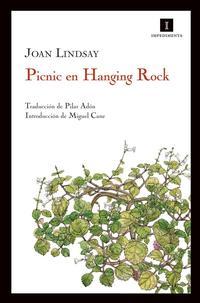 Libro PICNIC EN HANGING ROCK