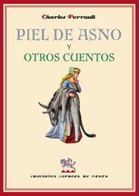 Libro PIEL DE ASNO Y OTROS CUENTOS