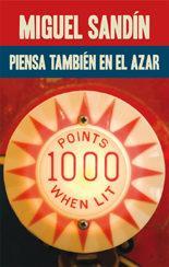 Libro PIENSA TAMBIEN EN EL AZAR