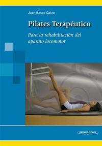Libro PILATES TERAPEUTICO
