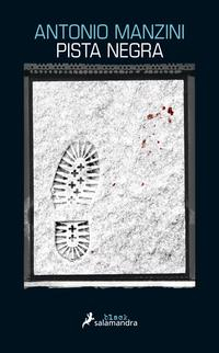 Libro PISTA NEGRA