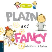 Libro PLAIN AND FANCY