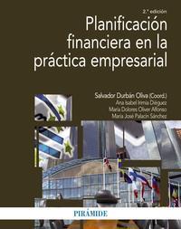 Libro PLANIFICACIÓN FINANCIERA EN LA PRACTICA EMPRESARIAL