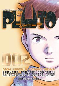 Libro PLUTO Nº 02/08