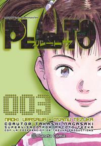 Libro PLUTO Nº 03/08