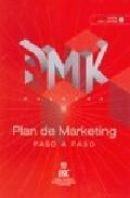 Libro PMK MANAGER: PLAN DE MARKETING PASO A PASO