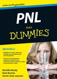 Libro PNL PARA DUMMIES