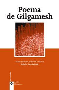 Libro POEMA DE GILGAMESH