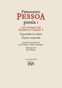 Libro POESIA I: LOS POEMAS DE ALBERTO CAEIRO 1