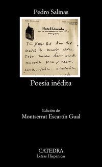 Libro POESIA INEDITA
