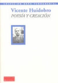 Libro POESIA Y CREACION