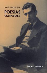 Libro POESIAS COMPLETAS BERGAMIN
