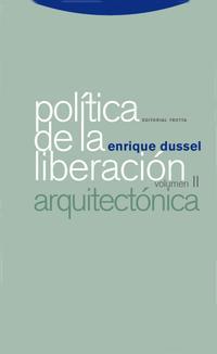 Libro POLITICA DE LA LIBERACION II: ARQUITECTONICA