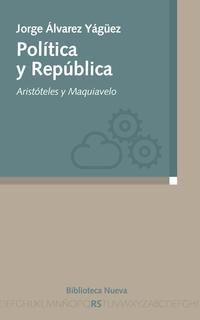 Libro POLITICA Y REPUBLICA