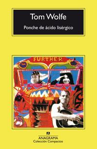 Libro PONCHE DE ACIDO LISERGICO