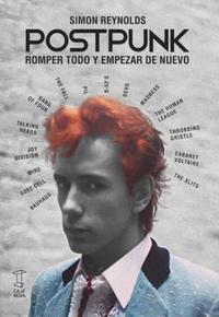 Libro POSTPUNK: ROMPER TODO Y EMPEZAR DE NUEVO