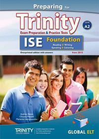 Libro PREPARING FOR TRINITY - ISE I - B1