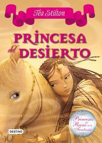 Libro PRINCESAS DEL REINO DE LA FANTASIA 3: PRINCESA DEL DESIERTO