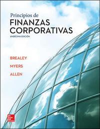 Libro PRINCIPIOS DE FINANZAS CORPORATIVAS 11ª EDICIÓN.