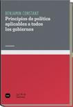 Libro PRINCIPIOS DE POLITICA APLICABLES A TODOS LOS GOBIERNOS