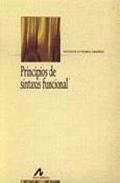 Libro PRINCIPIOS DE SINTAXIS FUNCIONAL