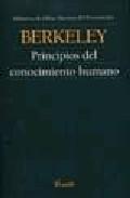 Libro PRINCIPIOS DEL CONOCIMIENTO HUMANO