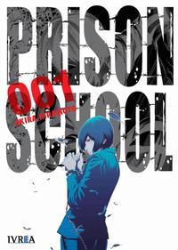 Libro PRISON SCHOOL 01