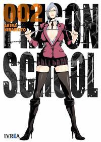 Libro PRISON SCHOOL 02
