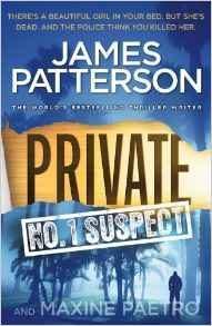 Libro PRIVATE: NO. 1 SUSPECT