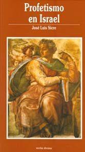 Libro PROFETISMO EN ISRAEL
