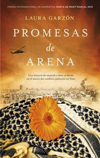 Libro PROMESAS DE ARENA