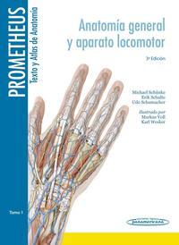 Libro PROMETHEUS TEXTO Y ATLAS DE ANATOMIA