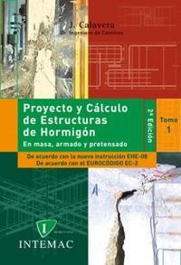 Libro PROYECTO Y CALCULO DE ESTRUCTURAS DE HORMIGON