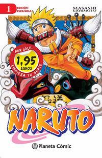 Libro PS NARUTO Nº 01