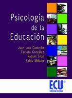 Libro PSICOLOGIA DE LA EDUCACION