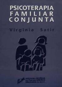 Libro PSICOTERAPIA FAMILIAR CONJUNTA