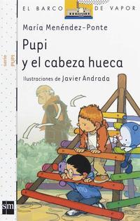 Libro PUPI Y EL CABEZA HUECA