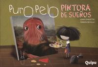 Libro PURO PELO - PINTORA DE SUEÑOS