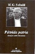 Libro PUTRIDA PATRIA: ENSAYOS SOBRE LITERATURA