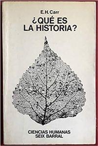 Libro QUE ES LA HISTORIA?